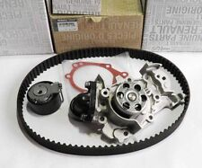 TIMING BELT KIT & WATER PUMP RENAULT CLIO III MODUS THALIA 1.2 16V D4F (GENUINE)