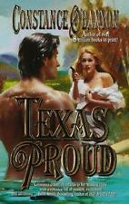 Texas Proud by Constance O'Banyon (1999, Paperback)