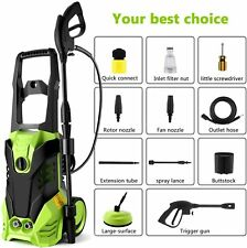 Electric High Pressure Washer 3000 PSI/150 BAR Power Jet Water Patio Car Cleaner