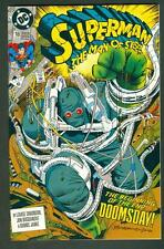 Superman Man of Steel #18 1st Print-1st Full Doomsday Appearance-Movie NM!