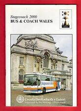 Rally Programme ~ Bus & Coach Wales: Stagecoach 2000 - Commercials Cars: Cardiff