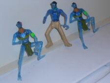 Lot of Vtg. Avatar Action Figures