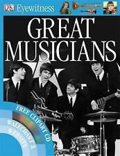 Great Musicians with cd rom, New, Robert Ziegler Book