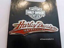HARLEY  DAVIDSON  MOTORCICLES ORIGINAL  PIN  NEU