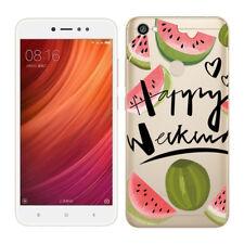 Soft TPU Silicone Case For Xiaomi Redmi Note 5A Prime Back Covers Skins Clear