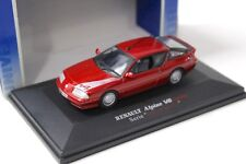 1:43 UH Renault Alpine V6 Turbo red *Mille Miles* NEW bei PREMIUM-MODELCARS