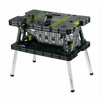 Ryobi Folding Table with Two Clamps - Japan Brand