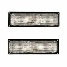 FOR CHEVY SUBURBAN 1994 1995 1996 1997 1998 1999 SIGNAL LAMP RIGHT & LEFT PAIR
