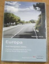 DVD SYSTEME NAVIGATION GPS MMI 2G 2015 4E0060884DT pour Audi A8 2003-2010