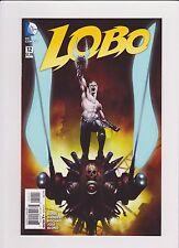 DC Comics! Lobo! Issue 12! New 52!