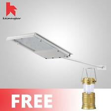 Keimavgear 16 Waterproof Long Handle Solar LED Light Free Camping Lantern (Gold)