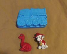 DINO RESCUE Paw Patrol Mini Marshall Figure & Mystery red Dinosaur