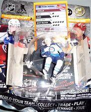 "JACOB TROUBA Winnipeg Jets  2.5"" Series 2 NHL Imports Dragon Hockey Figure LOOSE"