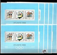 /// 10X PALESTINE 1996 - MNH - OLYMPICS - BOXING