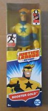 DC Justice League Action BOOSTER GOLD ~ 12 in Articulated Posable Figure NIP