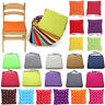 Tie on Chair Removable Cushion Pads Seat Kitchen In/Outdoor Garden Dining Patio