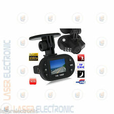 """Mini Telecamera Onboard Videsorveglianza Auto LCD 1.5"""" LED 1080P + SD CARD 16GB"""