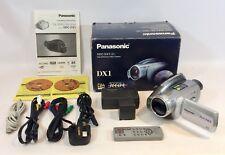 Panasonic HDC-DX1 High Definition Video Camera CamCorder Full HD 1080 3CCD HDV
