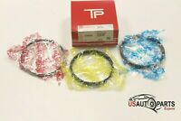 TPR PISTON RINGS 4G63 89-92 FOR MITSUBISHI ECLIPSE & TURBO 2.0L MADE IN JAPAN