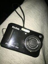 Kodak PIXPRO FZ43 16 MP Digital Camera - Black+1GB SD Card