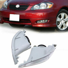 For Toyota Camry 02-04 Corolla 05-08 New Front Bumper Driving Fog Light Lamps