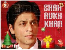 Shahrukh Khan - Adventskalender mit 24 einzeln verpackte Schoko-Leckereien