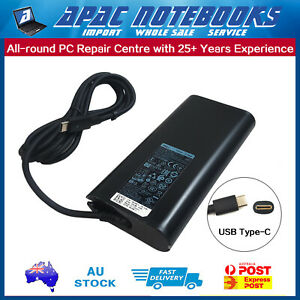 Genuine 130W USB Type-C Power Adapter Charger Dell XPS 15 9500 9575 17 9700