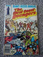 [Marvel] The West Coast Avengers Annual #2 (1987)