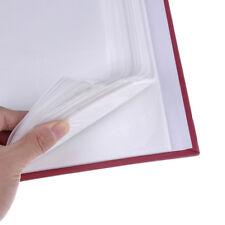 """Large 6""""/4R contain 300pcs PP Book Photo Album Memo Slip in Camera Photo Storage"""
