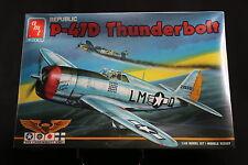 XG063 AMT 1/48 maquette avion 8886 Republic P-47D Thunderbold P47D WWII aircraft