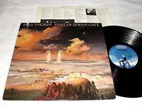 "Billy Thorpe ""East of Eden's Gate"" 1982 Rock LP, Nice EX!, Original Pasha Press"