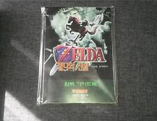 The Legend of Zelda : Ocarina of time - The Perfect Guide Book (KOREAN ver.) N64