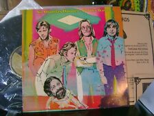 EX ORIGINAL 1981 LP~SIR DOUGLAS QUINTET~BORDER WAVE~TAKOMA 7088~~DOUG SAHM