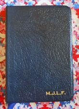 Vintage (1980) Gilt-Edged 'Alternative Service Book' Church of England book