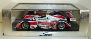 SPARK 1/43 - SCMG11 MG LOLA EX257-AER #25 R.M.L LE MANS 2004