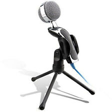 Microphone USB High Quality Recording Podcast Skype Web Radio Direct Video