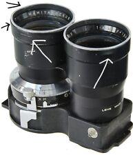 Mamiya TLR 180 mm 4.5 - C330-C220-Chrome version -