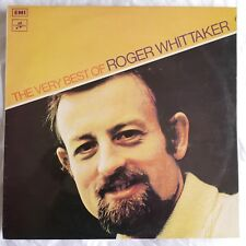 "Roger Whittaker - The Very Best Of (EMI Columbia SCX 6560) 12"" LP"
