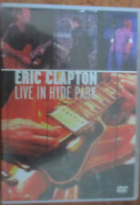 """Musik DVD - Eric Clapton """"Live in Hyde Park"""""""
