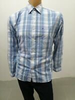Camicia TOMMY HILFIGER Uomo Taglia Size M Shirt Man Chemise Homme Cotone 7814