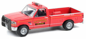GREENLIGHT EAST BROOKFIELD MASSACHUSETTS FORESTRY - 1992 FORD F-350 [PREORDER]