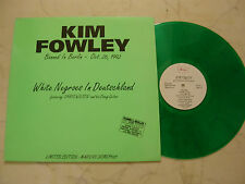 KIM FOWLEY Banned in Berlin *RARE LIVE ALBUM PRIVAT PRESSING*!!!!!!