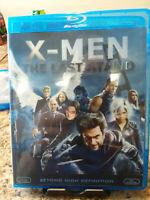 X-Men: The Last Stand (Blu-ray Disc, 2009) Read Description