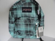 Jansport Superbreak Backpacks  FGRY/MINTTOBEGRNAUST 100% AUTHENTIC School Bags