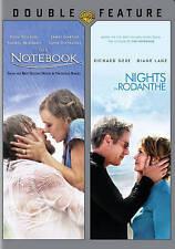 The Notebook/Nights in Rodanthe (DVD, 2015, 2-Disc Set)