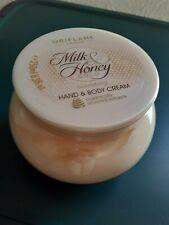 oriflame milk & honey gold hand & body cream 8.3oz
