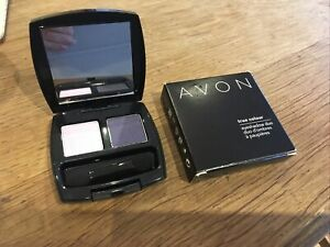 Avon True Colour Duo Eyeshadow In CRUSHED ORCHID Brand New