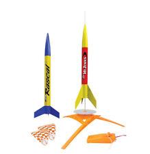 1499 Estes Rascal & strambe MODELLO RAZZO KIT-Set di lancio RTF NUOVI E CONFEZIONATI