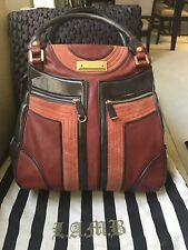 L.A.M.B. Handbag-Classic rare multi-colored beauty Gwen Stefani