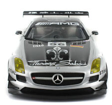 Minichamps MERCEDES SLS AMG GT3 #96 CUSTOMER SPORTS CHINA ZHUHA 1:18 (NEW STOCK)